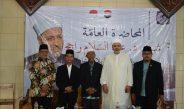 WAKIL REKTOR UNIVERSITAS BILAD SYAM SURIAH KUNJUNGI AL-MUNAWWARAH